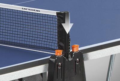 Imagen de la red ajustable de la mesa de tenis CORNILLEAU Sport 250 Indoor