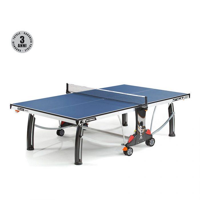 Imagen de la mesa de ping pong para interior CORNILLEAU Sport 500 Indoor