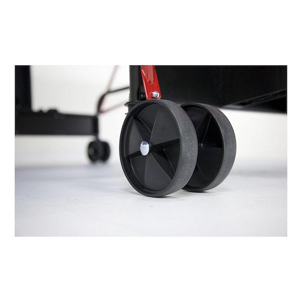 Garlando Challenge indoor detalle ruedas