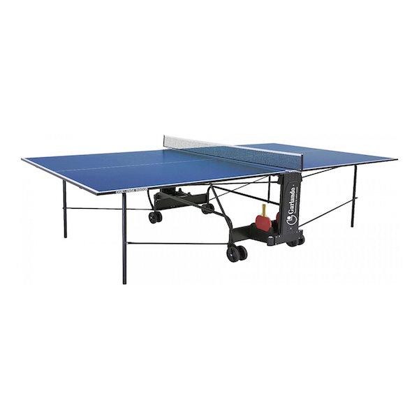 Imagen de la mesa de ping pong Garlando Challenge indoor para interior