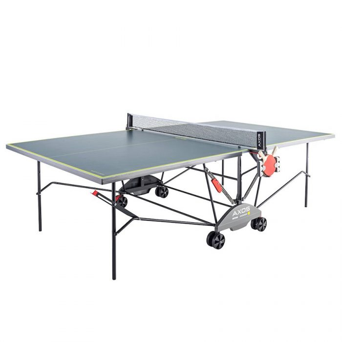 Imagen de la mesa de ping pong para interior Kettler TT-Platte AXOS Indoor 3