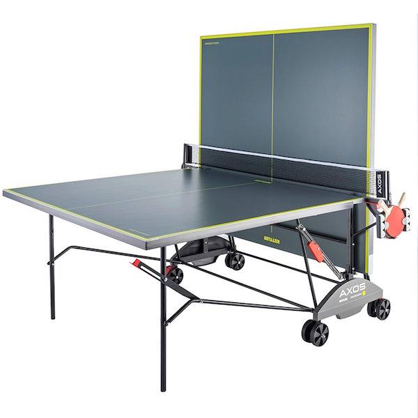 Imagen de la mesa de tenis de mesa Kettler TT-Platte AXOS Indoor 3 modo de juego frontón