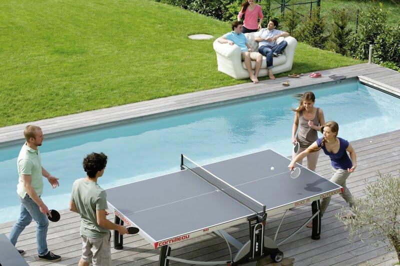 tenis de mesa para exterior