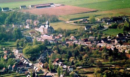 Bonneuil-les-Eaux sede de Cornilleau mesas de ping pong