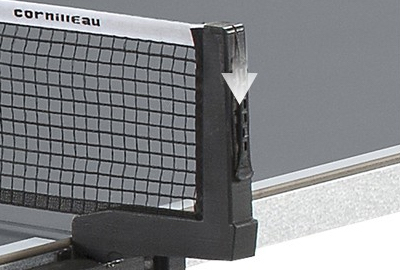 CORNILLEAU Sport 300 S Crossover detalle de la red