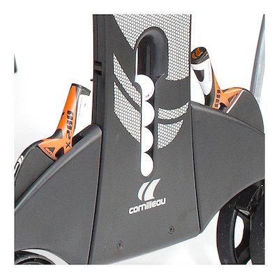 CORNILLEAU Sport 400 M Crossover guarda raquetas y pelotas