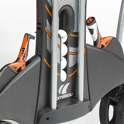 CORNILLEAU Sport 500 M Crossover detalle raquetero