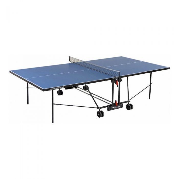 Imagen de la mesa de ping pong para exterior Garlando Progress Outdoor