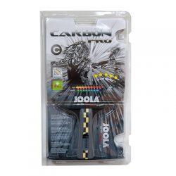 Joola carbon pro raqueta de ping pong embalaje