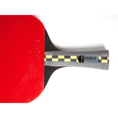 Joola carbon pro raqueta de ping pong mango cóncavo