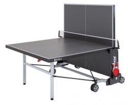 Mesa de ping pong para exterior SPONETA S 5-70 e semi plegada