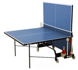 Sponeta Gameline S 1-73e mesa de ping pong semi plegada