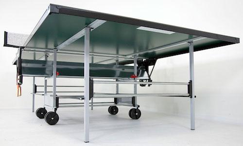 Estructura de la mesa de tenis de mesa para exterior Sponeta S 3-47 E