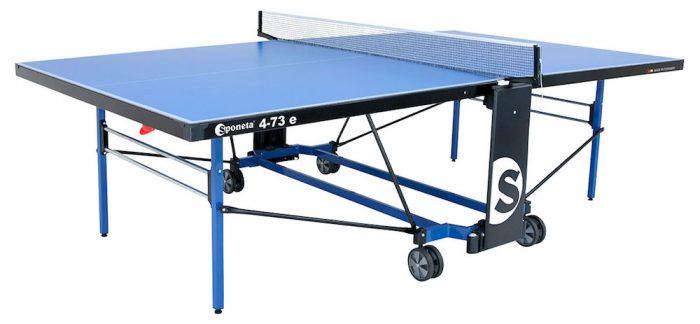 Mesa tenis de mesa Sponeta S 4-73 E Expert Line