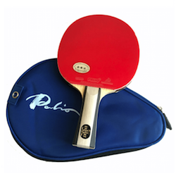 Palio expert 2 raqueta de ping pong y funda