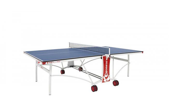 Sponeta Sportline 3-87 i mesa de ping pong