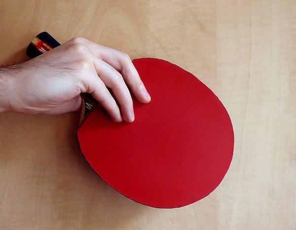 tipos de grip en el ping pong