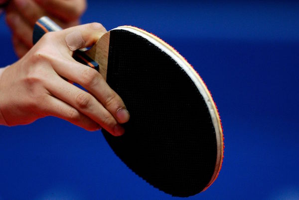 tipos de grip en table tennis