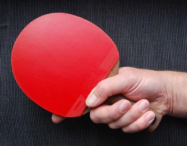 Tipos de agarres (grip) en ping pong: pros y contras