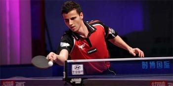 golpe cortado derecha en ping pong